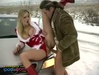 Jane Darling - Merry Christmas - Hardcore sex video